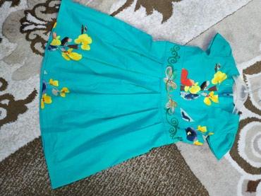 Платье для девочки .Возраст 4-5 лет. в Бишкек