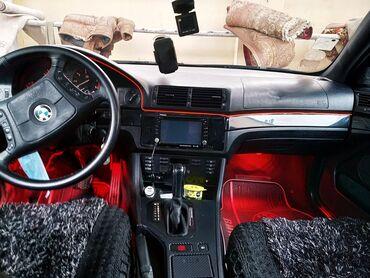 bmw-5-серия-525ix-vanos - Azərbaycan: BMW 5 series 2.5 l. 1998 | 134000 km