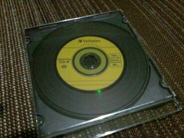 Gramofon - Srbija: Muzički CD diskovi koji izbledaju kao gramofonske ploče. Pakovanje od