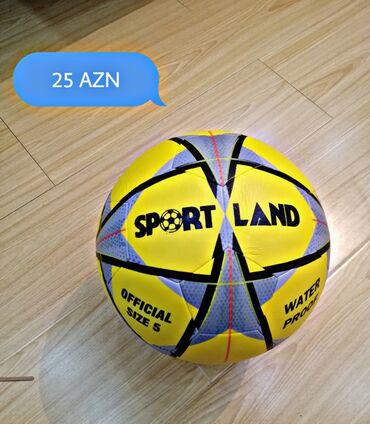 Toplar Bakıda: Futbol TopuSuper keyfiyyətli lazer tikilişli futbol topudur(yeni