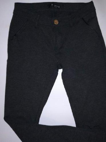 Pantalone-jako - Srbija: Pantalone vel. 28. Materijal je ponteroma. Deblji. Jako lepe