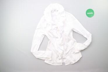 Жіноча сорочка з рюшами Rubacuori, p. M    Довжина: 61 см Ширина плече