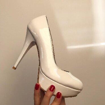 Ženska obuća | Ub: Made in Turkey bele cipele na visoku štiklu. Super očuvane, nošne