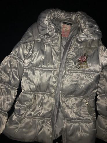 Suknja-todor - Srbija: Dečija zimska jakna todor, u odličnom stanju, veličina 158/164