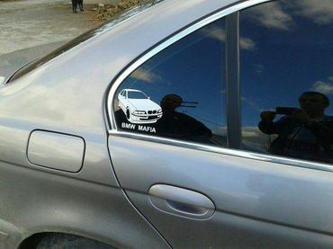 Наклейки на авто! Индивидуальный в Бишкек