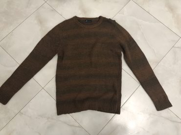 Свитер Zara man.  XL, 48-50. Мягкий и практичный.  в Бишкек