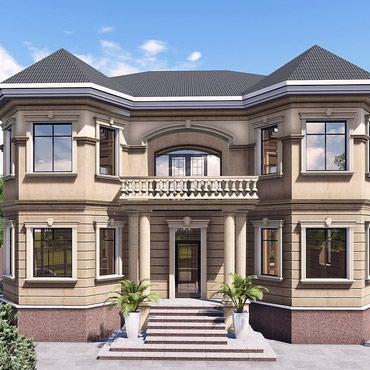Проект Жилого дома по низким ценам. в Бишкек