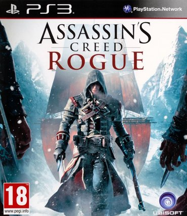 Bakı şəhərində Ps3 *assassins creed rogue*