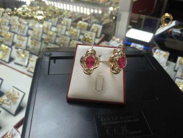 porsche panamera 4 в Кыргызстан: Продаю отличные новые золотые серьги. 4,82 грамм золота
