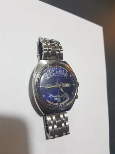Личные вещи в Шамкир: Синие Мужские Наручные часы Orient