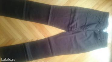 Brem-kosulja-br - Srbija: Brem pantalone, braon