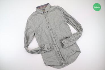 Чоловіча сорочка Zara, р. S   Довжина: 76 см Ширина плечей: 38 см Рука