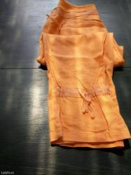 Pantalone pamuk polyester - Srbija: Letnje pantalone(lan,pamuk) velucina s