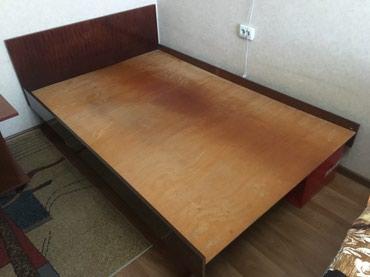 Продаю отличную добротную кровать 1.90 в Бишкек