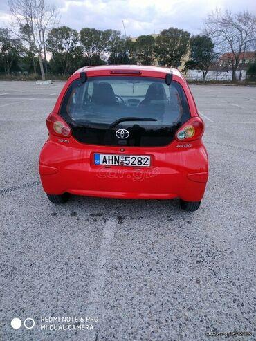 Toyota Aygo 1.1 l. 2008 | 170000 km