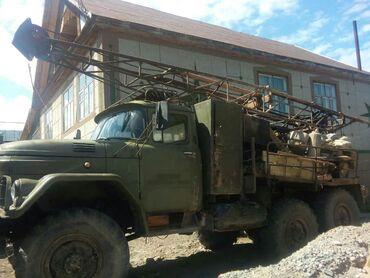 бурение скважин в оше в Кыргызстан: ЗИЛ 1991