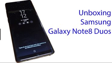Samsung Galaxy Note 8 Duos. в Ağcabədi
