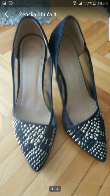Cipele salonkrle Udobne Br.40 Nosene ali bez ostecenja