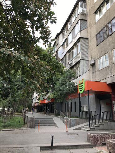 Продажа квартир - Бишкек: Индивидуалка, 2 комнаты, 48 кв. м Бронированные двери, Без мебели, Неугловая квартира