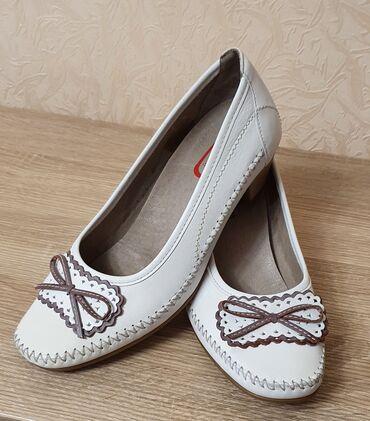 Продаю женские кожаные туфли, 41го размера, состояние идеальное