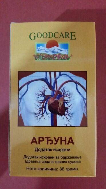 Zdrava hrana - Srbija: GoodcarePreparat se koristi za:-Pobosljsava pumpanje srca,jaca srcani