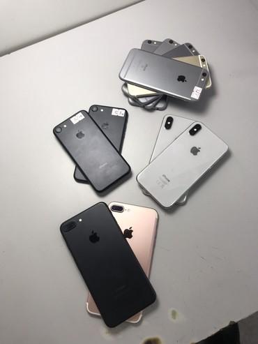Все виды iphone в оригинале привозные  в Бишкек