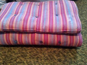 Текстиль - Кыргызстан: Матрац детский будлина 1.5 ширина 1