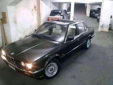 BMW 318 1.8 l. 1986 | 156000 km