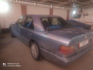 Транспорт - Кара-Балта: Mercedes-Benz W124 2.3 л. 1988