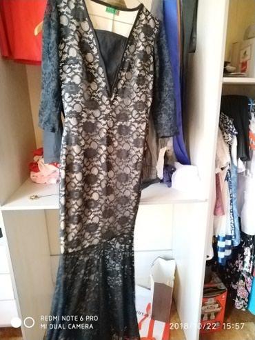 Платье женское! Размер 44 одета один раз почти новый! в Бишкек