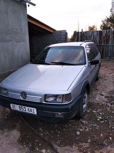 Volkswagen в Кыргызстан: Volkswagen Passat 1.8 л. 1990 | 2222222 км