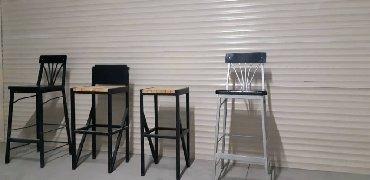 стул для компьютера в Кыргызстан: Продаются барные стулья!!!
