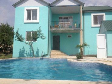 İsmayıllı şəhərində Ismayillida kiraye ev bu ev yeni tiklmiw evdi her cur werayiti var 10