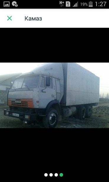 Ищю работу водитель грузового авто. стаж 25 лет. в Бишкек