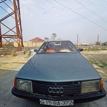 audi a4 2 8 аt - Azərbaycan: Audi 100 2 l. 1985 | 100 km