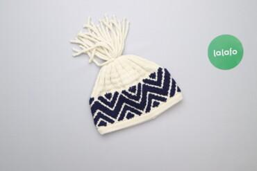 Дитяча зимова шапка Kolad, вік 3 р.    Висота: 19 см Напівобхват голов