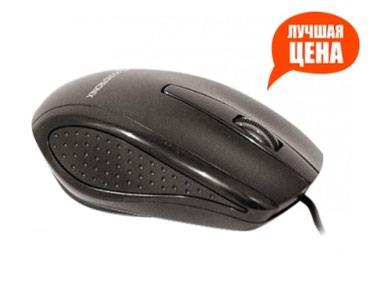 Компьютерные мыши в Кыргызстан: Мышь Soundtronix M103, USB 1000 dpiКлассическая проводная мышь черного