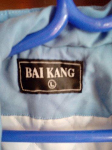Kratka sportska jakna ,svetlo plava ,velicina L - Smederevska Palanka