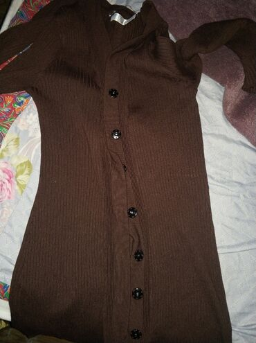Кардиган женский  Ткань трикотаж 200 сом подойдёт на 44-46-48