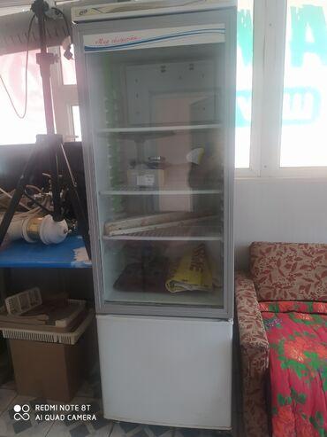 Услуги - Селекционное: Продаю витринный холодильник в отличном состоянии. с нижним