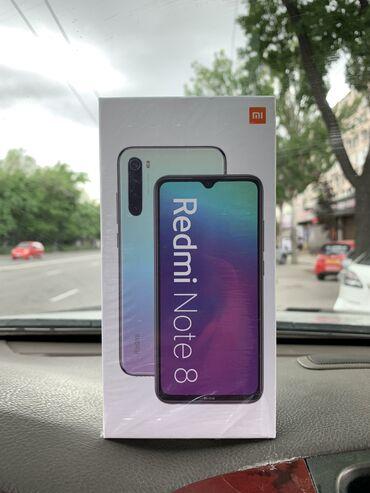 detskij velosiped hot rod в Кыргызстан: Новый Xiaomi Redmi Note 8 64 ГБ Черный