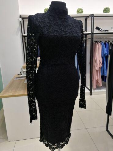 Платье от Victoria's secret! Размер 42-44, одето один раз! Кружевное