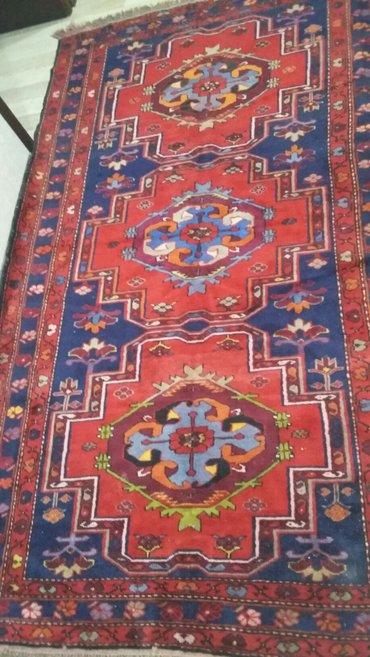 Дагестанский старинный ковёр ручного изделия. в Хырдалан