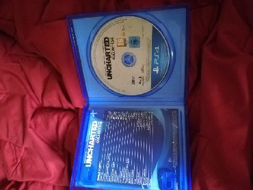 PS4 (Sony Playstation 4) | Srbija: UNCHARTED 1,U JEDNOM DISKU (PS4) KAO NOV BEZ OGREBOTINE