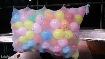 сброс 200 шаров в Лебединовка
