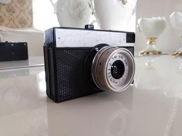 Elektronika Naftalanda: LOMO SMENA retro foto aparat