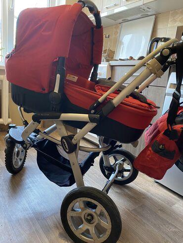 Продается детская коляска, Jane. Состоит из съемной люльки до 6