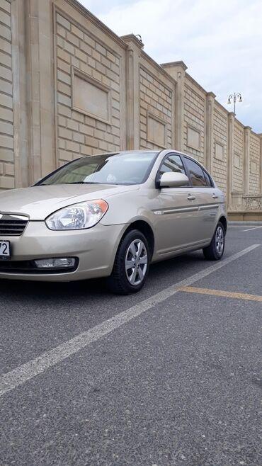 Hyundai - Azərbaycan: Hyundai Accent 1.5 l. 2008 | 202000 km