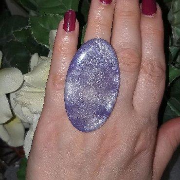 эпоксидная смола цена в баку в Азербайджан: Кольцо из эпоксидной смолы ручной работы