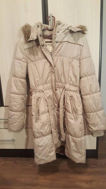 TIMEOUT Zimska jakna, 42 broj Nošena, ali očuvana. Boja bež. 1800 din. - Novi Sad